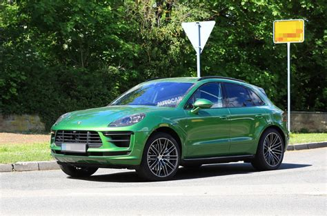 Porsche Macan Autocar by 2018 Porsche Macan Due For Reveal At Motor Show