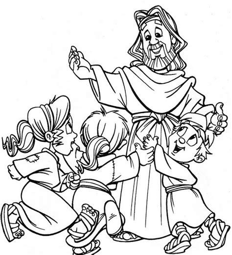 imagenes de jesus en la cruz para niños la catequesis dibujos para colorear jes 250 s con los ni 241 os y