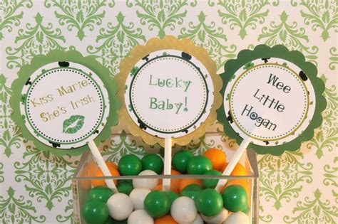 pin by megan marlowe expressions paperie on st s day baby sho