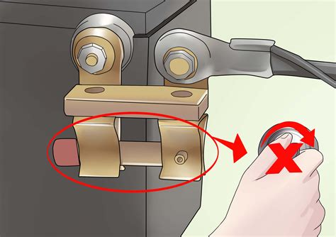 boat battery keeps draining how to attach a car battery cut off switch 13 steps