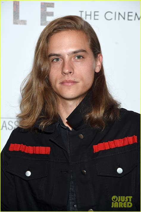 barbara palvin dylan sprouse dylan sprouse barbara palvin attend a movie screening
