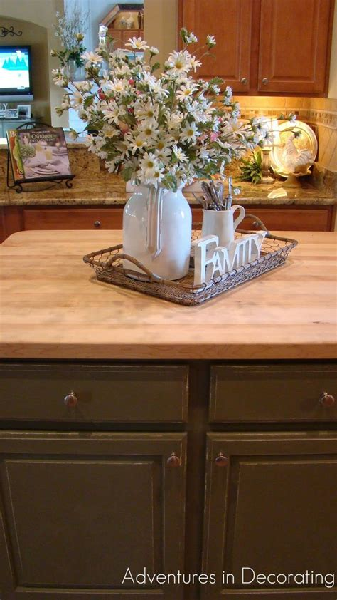 kitchen island centerpieces best 25 kitchen table centerpieces ideas on pinterest