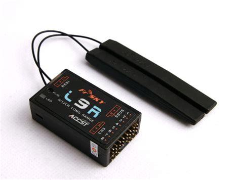 Frsky L9r 912ch Sbus Accst Range Receiver Non Telemetry frsky l9r 9 12ch range non telemetry receiver frsky