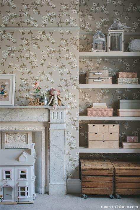 room to bloom habitaci 243 n infantil de ni 241 a con esencia vintage decopeques