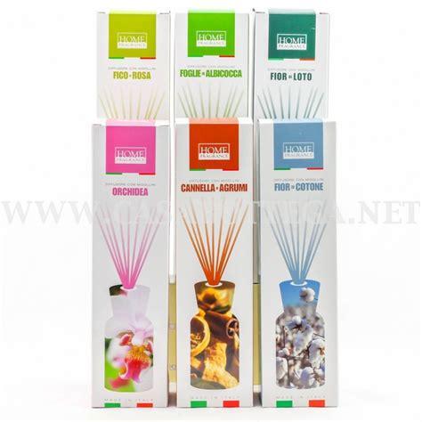 diffusore di fragranza con bastoncini ad trend