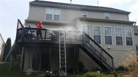 power washing home improvements llc