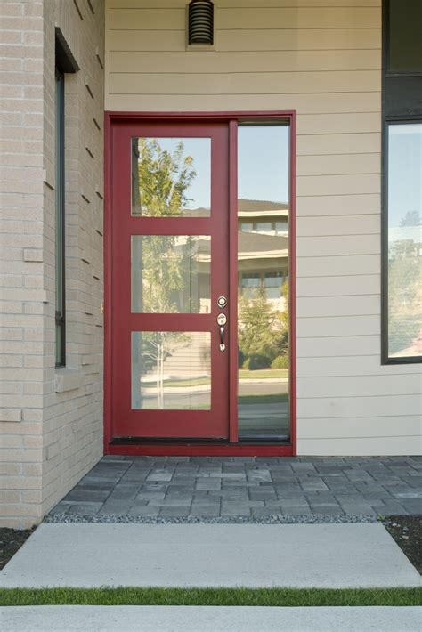 Single Glass Exterior Door Single Frosted Glass Exterior Door Fantastic Frosted Glass Exterior Door All Design Doors