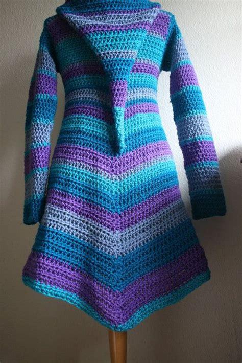 pattern crochet jacket crochet hooded jacket free pattern all the best ideas