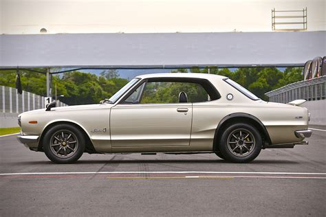 1972 Nissan Skyline Gt R Hakosuka Hiconsumption