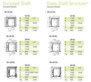 Small Home Elevator Size Modren Home Elevator Dimensions Your For Design