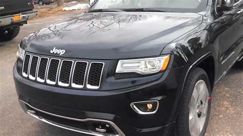 Jeep Grand Dealers 2014 Jeep Grand Overland Dealer Delivery