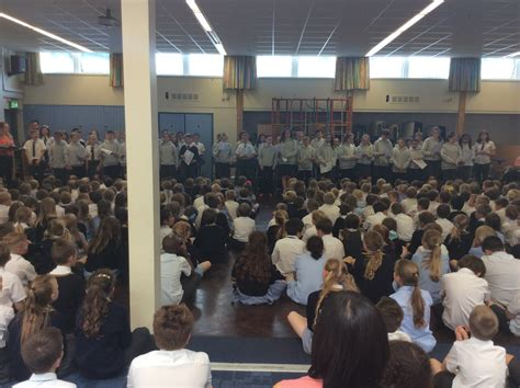 july  year  leavers assembly