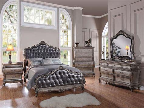 traditional  piece granite top cal  estern king bed bedroom set traditional bedroom