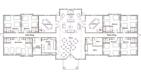 Lodge Floor Plans | lodge dakota ringneck pheasant hunting