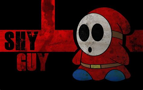 wallpaper abstract mario shy guy wallpapers wallpaper cave