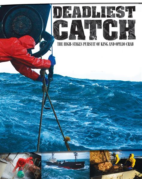 deadliest catch has junior gone fishing for the last time video alaska travel guide featured articles and more