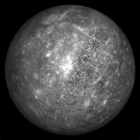 the real mercury planet color pics about space