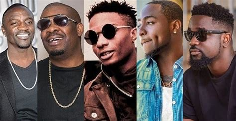 forbes release 2018 top 10 richest musicians in africa ashaiman