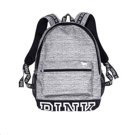 pink s secret bags iso vs pink cus backpacks poshmark