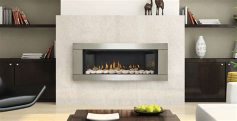 Napoleon Lhd45 Linear Gas Fireplace by Napoleon Napoleon Linear Gas Fireplace Lhd45 From