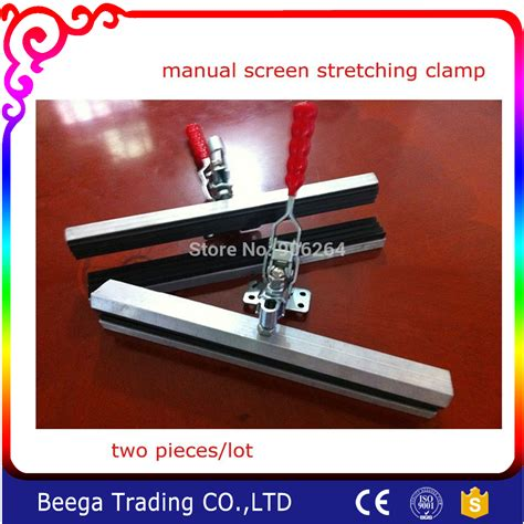 aliexpress fast shipping aliexpress com buy 2 pcs screen printing stretch cl