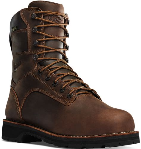 danner workman brown 8 quot boot