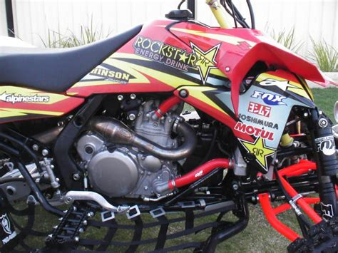 Suzuki Ltr 450 Performance Parts Buy Suzuki Ltr 450 Ltr450 Racer Set Graphics Kit