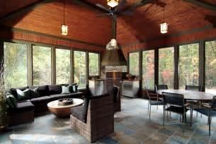 Three Season Porches Screened Porch