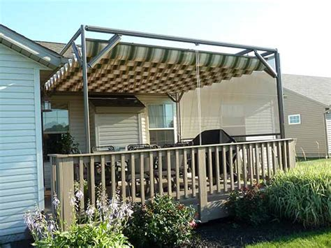Awnings Springfield Mo by Awnings Awning Covers Springfield Missouri
