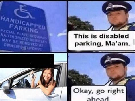 disabled parking template disabled parking template memetemplatesofficial