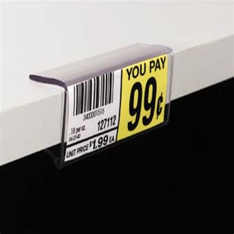 bookshelf label holders 28 images shelf label holder