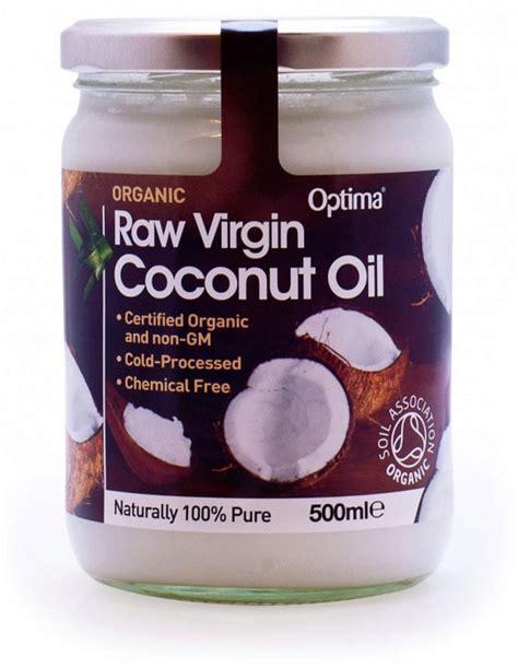 olio di cocco biologico alimentare optima naturals olio di cocco biologico 500 ml ecco