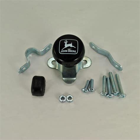 deere steering wheel spinner knob 1968 logo ty16020