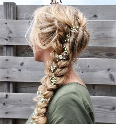 prom hairstyles side curls with braid 45 side hairstyles for prom to please any taste