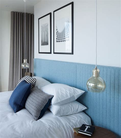 Pendant Lighting In Bedroom 21 Exles Of Bedrooms With Bedside Pendant Lights Contemporist