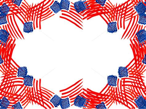 Free Patriotic Backgrounds Wallpapersafari Patriotic Powerpoint Templates