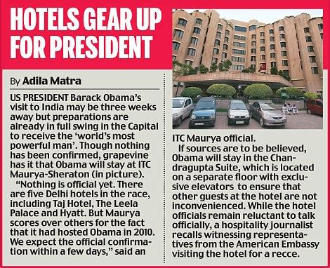 security plans for obama s india visit may include delhi