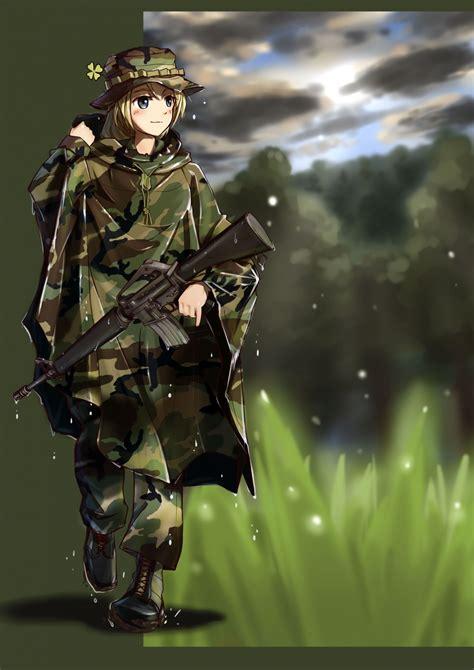 anime girl fantasy soldier wallpaper anime wallpaper background download 1080x1920 anime girl military uniform guns