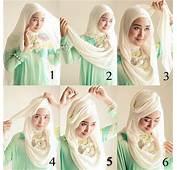 Tutorial Hijab Modern Dian Pelangi