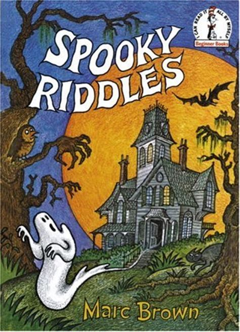 i spooky a book of picture riddles marc brown author study publish with glogster