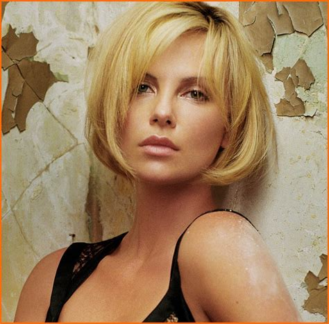 short old fashioned haircuts charlize theron sporting an charlize theron new haircut haircuts models ideas