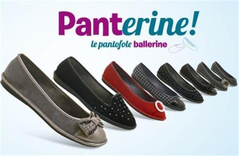 ballerine da casa panterine inblu le pantofole ballerine anche