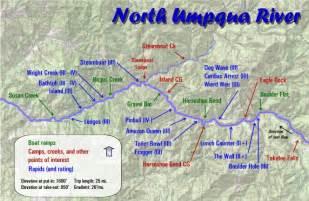 map of river oregon umpqua river maps oregon river experiences