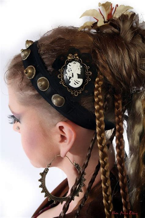 halloween hairstyles for pirates partial dreads pirates and dreads on pinterest