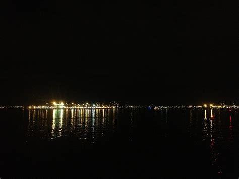 melbourne lights crossing bass strait c planc plan