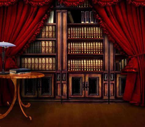 Organizer Bookcase Library Bookshelf Bookcase Backdrop For Graduation Convo