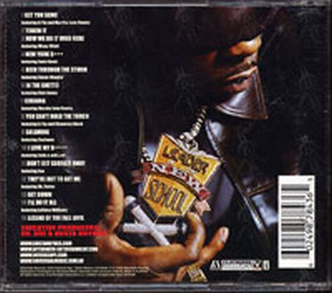 Busta Rhymes Has 4 Upcoming Trials by Busta Rhymes The Big Album Cd Records