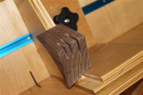 spline woodworking table saw spline jig by smitty22 lumberjocks