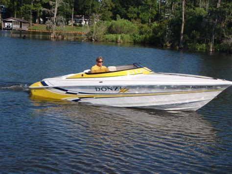 donzi boat exhaust donzi zx 2001 for sale for 29 900 boats from usa