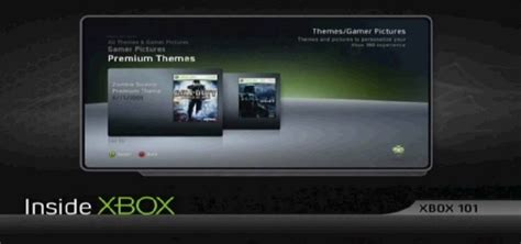 themes xbox 360 how to change themes on your xbox 360 171 xbox 360
